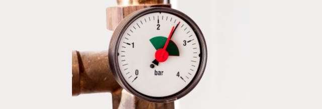 Quelle pression d'eau chaudière fioul ?