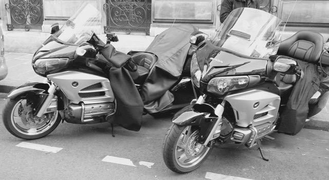 Taxi Moto : La solution anti-embouteillage