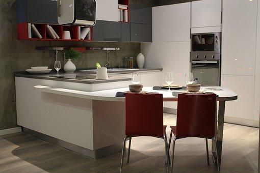 Sept choses auxquelles vous ne vous attendez pas sur les  Petites cuisines design.