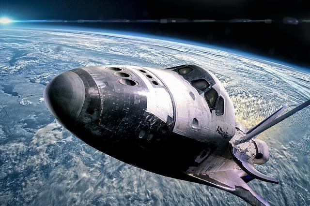 Des vacances dans l'espace pour les fortunés